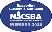 Supporting Custom & Self Build - NaCSBA (National Custom and Self Build Association) MEMBER 2020